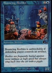 Bouncing Beebles - Foil on Channel Fireball