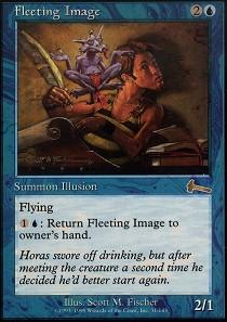 Fleeting Image - Foil