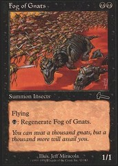 Fog of Gnats - Foil