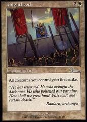Knighthood - Foil