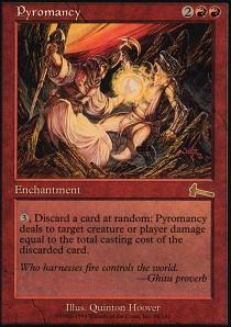 Pyromancy - Foil