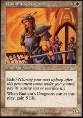 Radiant's Dragoons - Foil
