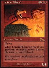 Shivan Phoenix - Foil