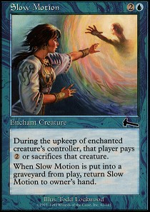 Slow Motion - Foil