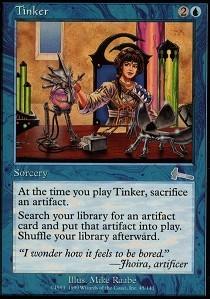 Tinker - Foil