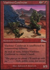 Viashino Cutthroat - Foil