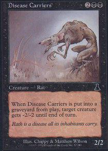 Disease Carriers - Foil