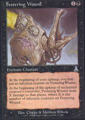 Festering Wound - Foil