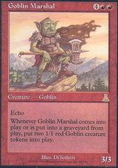 Goblin Marshal - Foil
