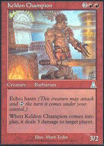 Keldon Champion - Foil