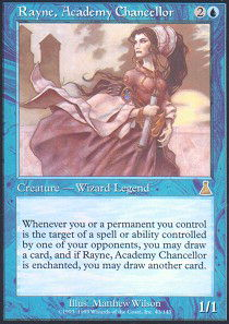 Rayne, Academy Chancellor - Foil