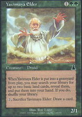 Yavimaya Elder - Foil