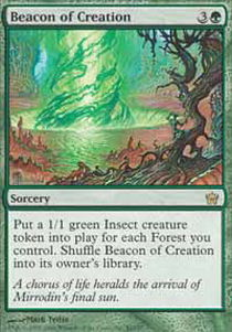 Beacon of Creation - Foil