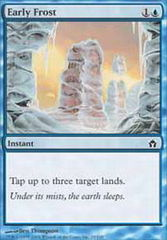 Early Frost - Foil