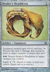 Healers Headdress - Foil