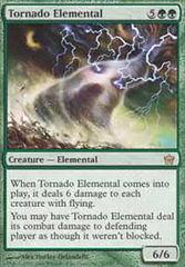 Tornado Elemental - Foil