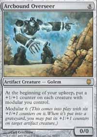 Arcbound Overseer - Foil