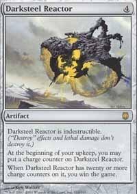 Darksteel Reactor - Foil