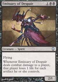Emissary of Despair - Foil