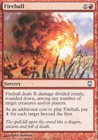 Fireball - Foil