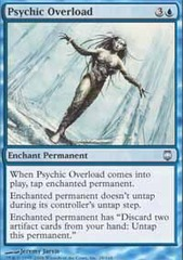Psychic Overload - Foil