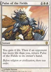 Pulse of the Fields - Foil