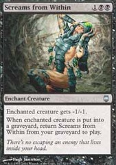 Screams from Within - Foil