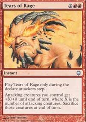 Tears of Rage - Foil
