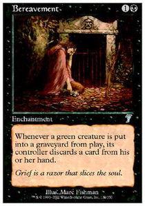 Bereavement - Foil