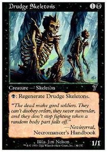 Drudge Skeletons - Foil