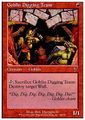 Goblin Digging Team - Foil