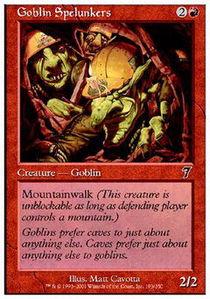Goblin Spelunkers - Foil