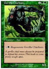 Gorilla Chieftain - Foil