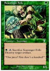 Scavenger Folk - Foil