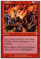 Wildfire - Foil