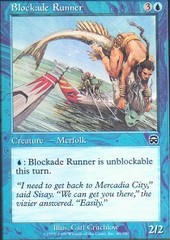 Blockade Runner - Foil on Channel Fireball