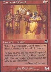 Ceremonial Guard - Foil
