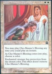 Cho-Manno's Blessing - Foil