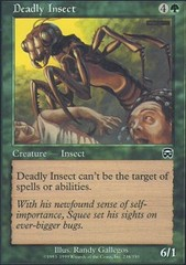 Deadly Insect - Foil
