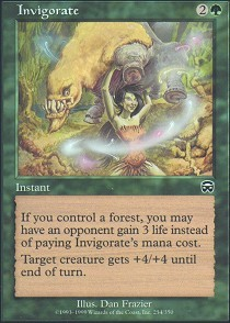 Invigorate - Foil