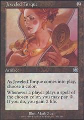 Jeweled Torque - Foil