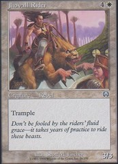 Jhovall Rider - Foil