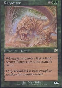 Pangosaur - Foil