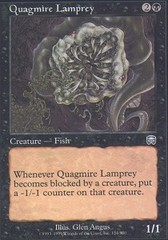 Quagmire Lamprey - Foil