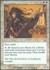 Ramosian Captain - Foil