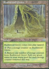 Rushwood Grove - Foil