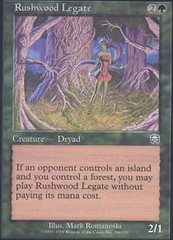 Rushwood Legate - Foil
