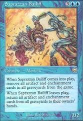 Saprazzan Bailiff - Foil