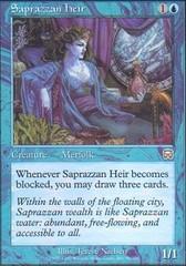 Saprazzan Heir - Foil