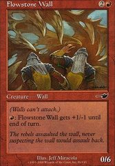 Flowstone Wall - Foil